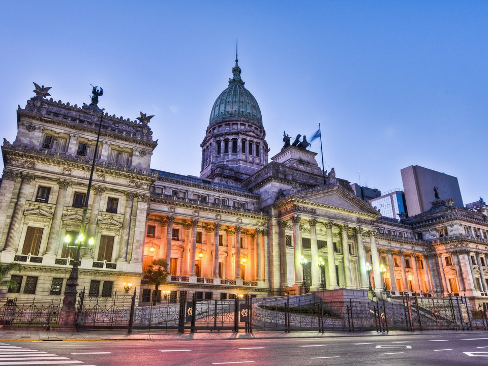 Argentina hotel search on booking