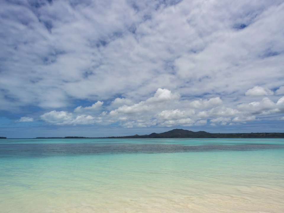 New Caledonia hotel search on site