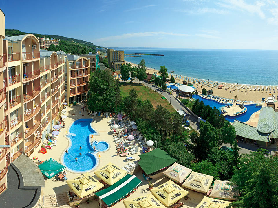 Bulgaria hotel search on site