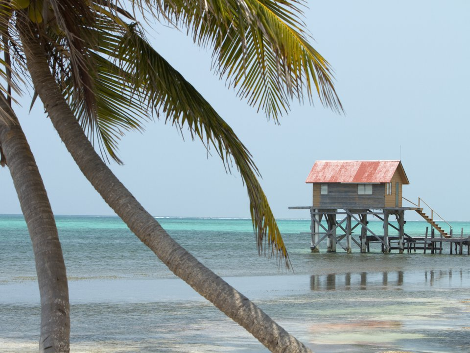 Belize hotel search on site