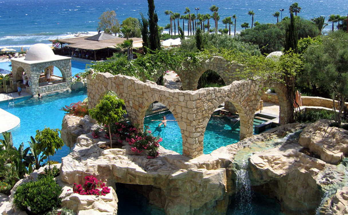 Cyprus hotel search on booking