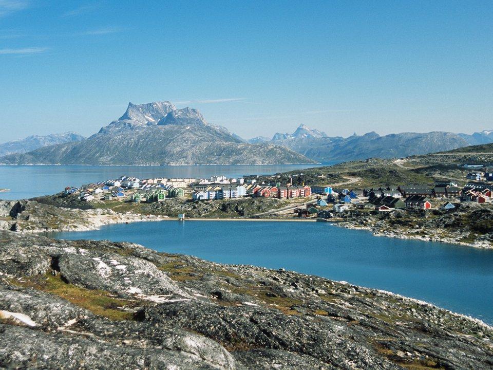 Гренландия