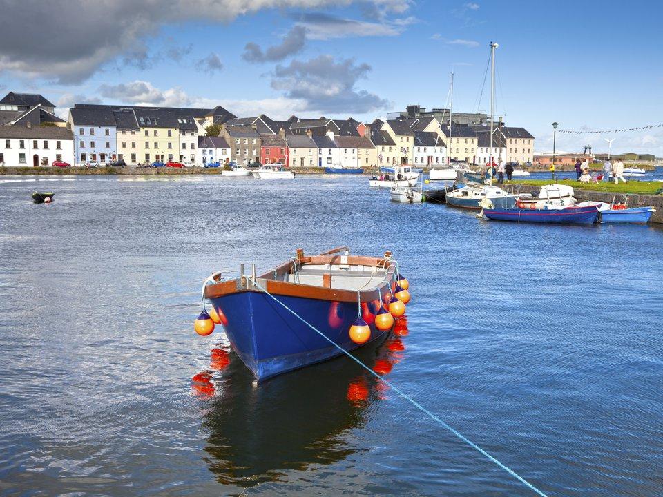 Ирландия