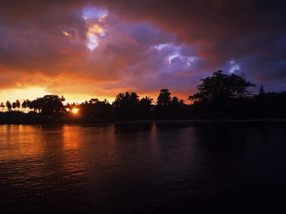 Соломоновы Острова