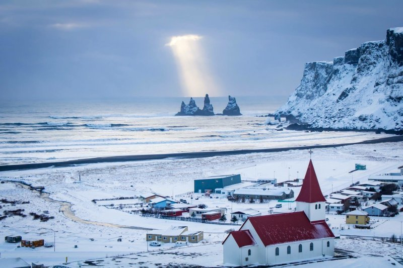 Iceland hotel search on site