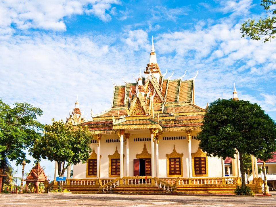 Cambodia hotel search on booking