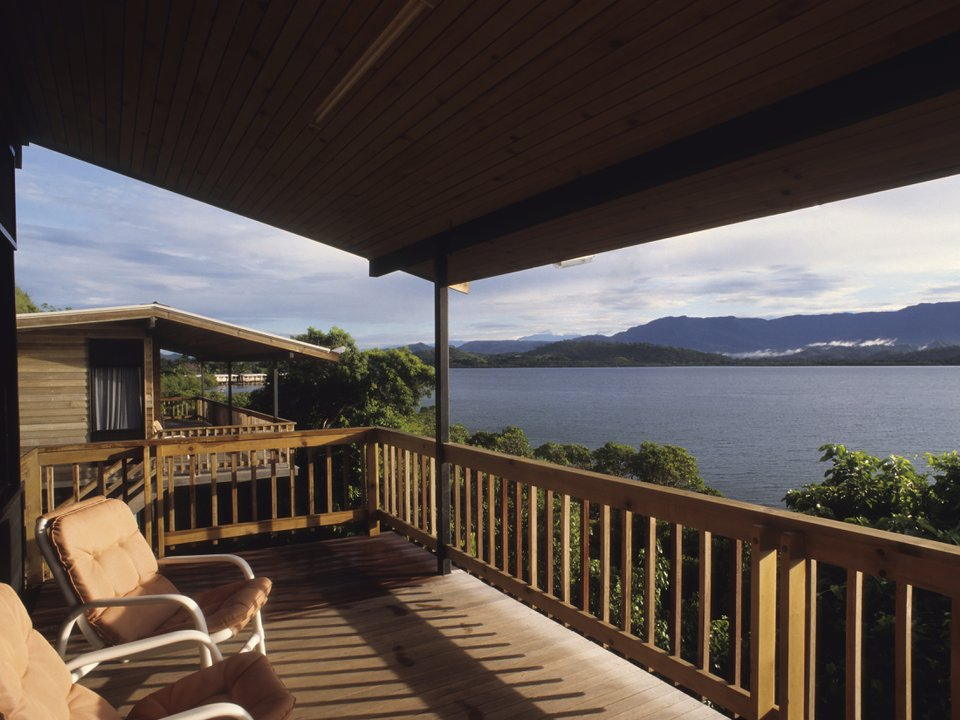 Papua New Guinea hotel search on site