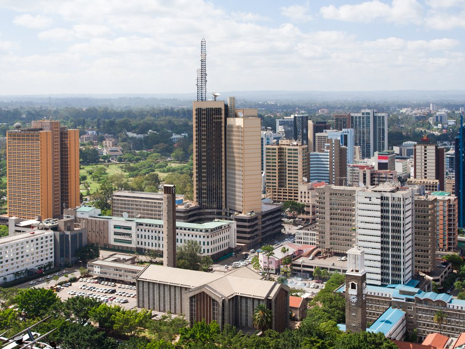 Kenya hotel search on site