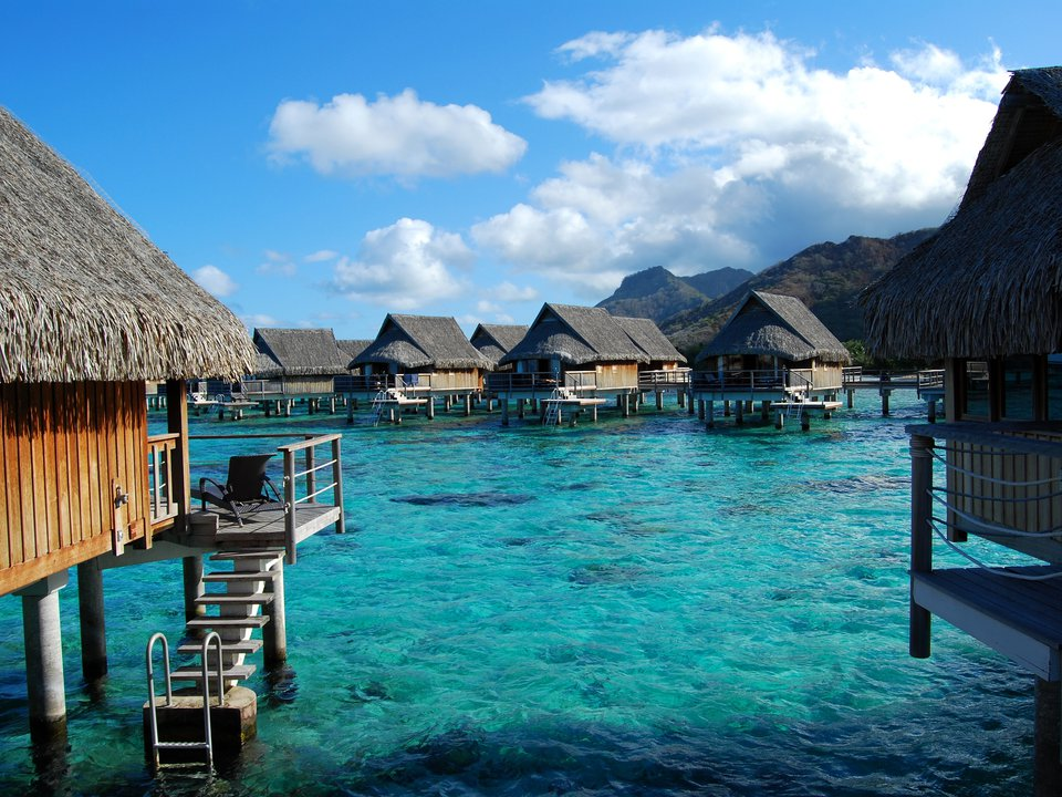 French Polynesia hotel search on site