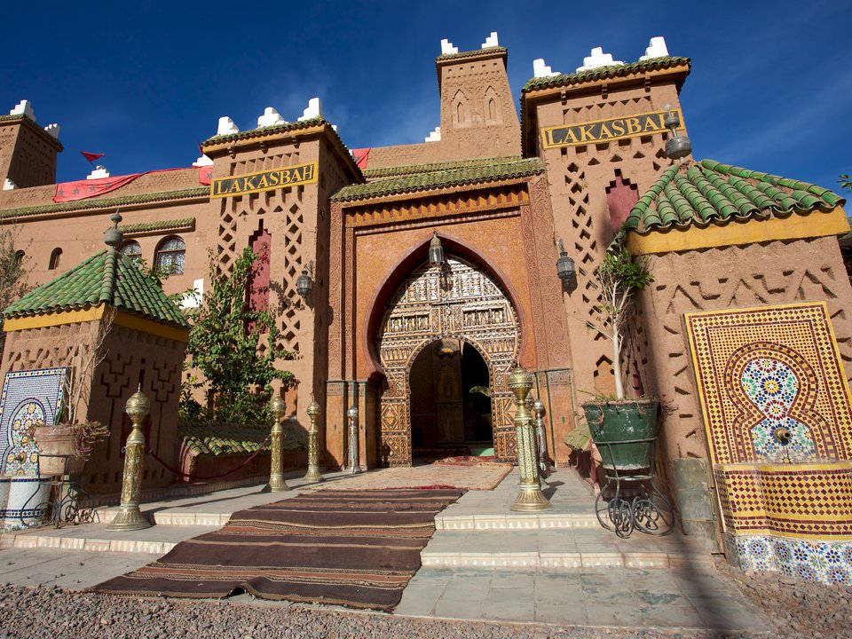 Morocco hotel search on booking