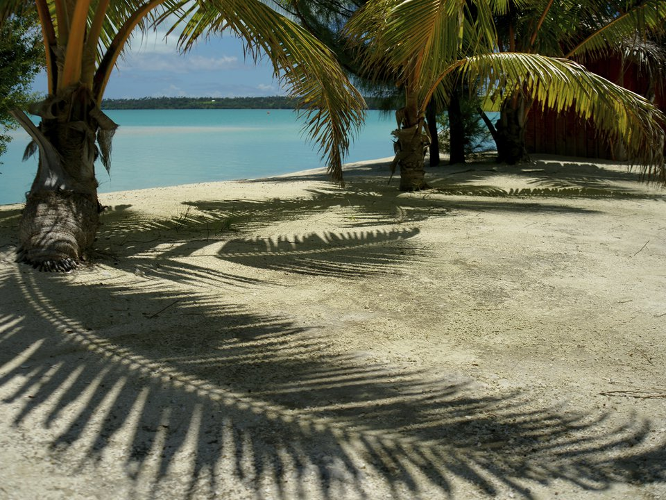 Cook Islands hotel search on site