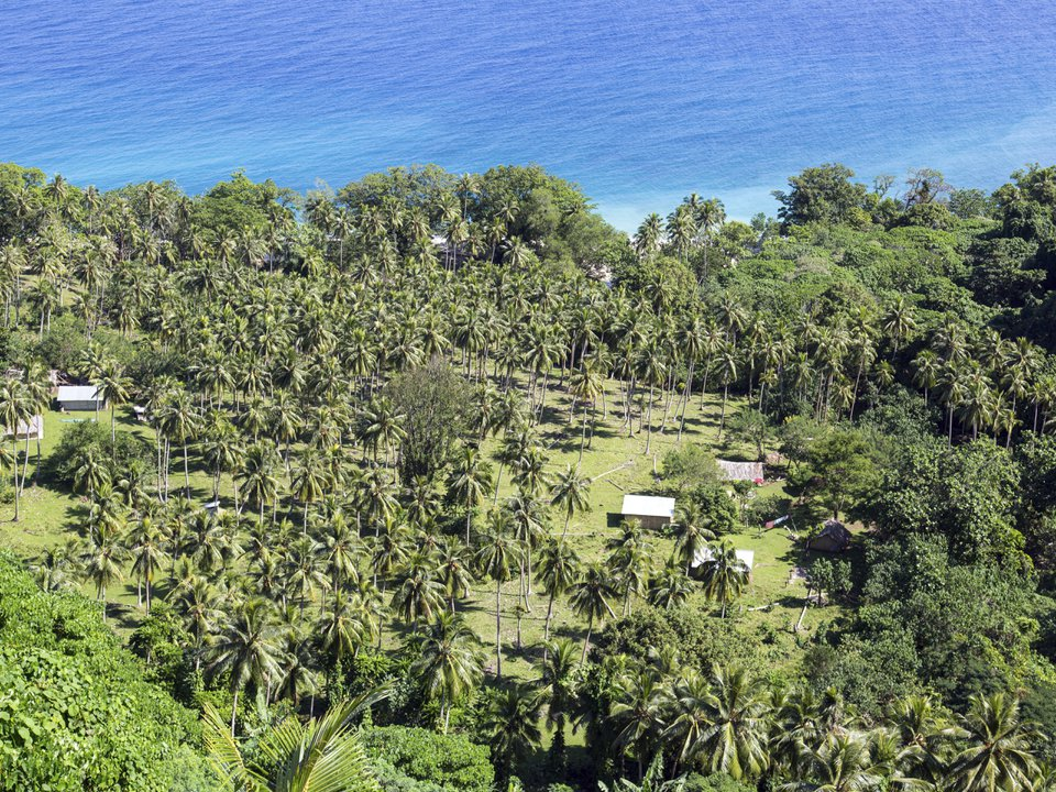 Vanuatu hotel search on site
