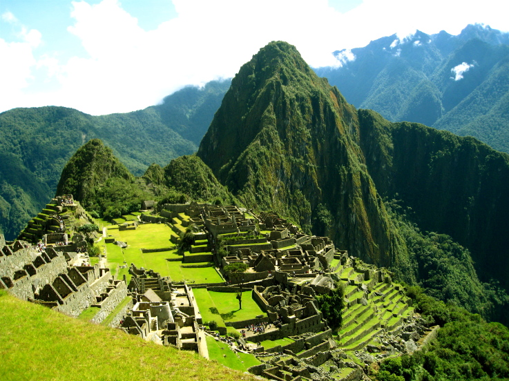 Peru hotel search on booking