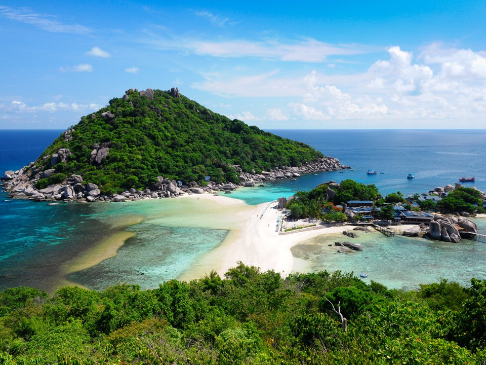 Thailand hotel search on site