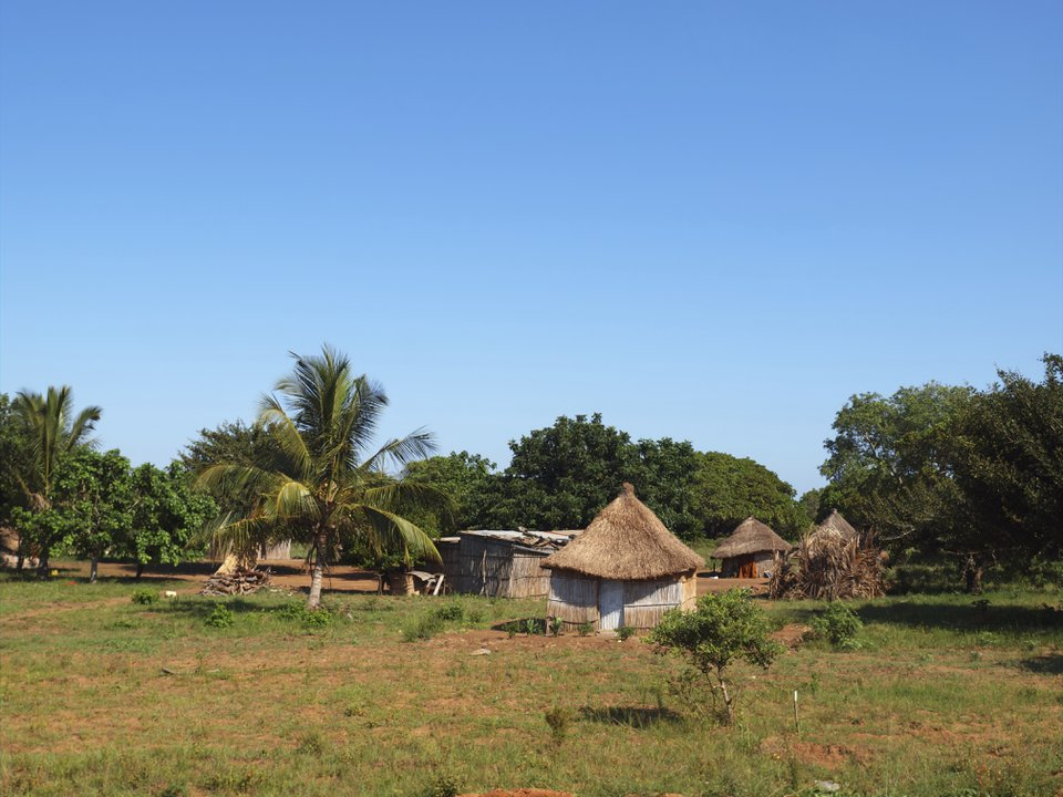 Mozambique hotel search on site