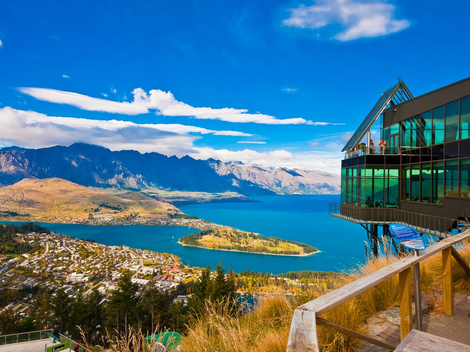 New Zealand hotel search on site