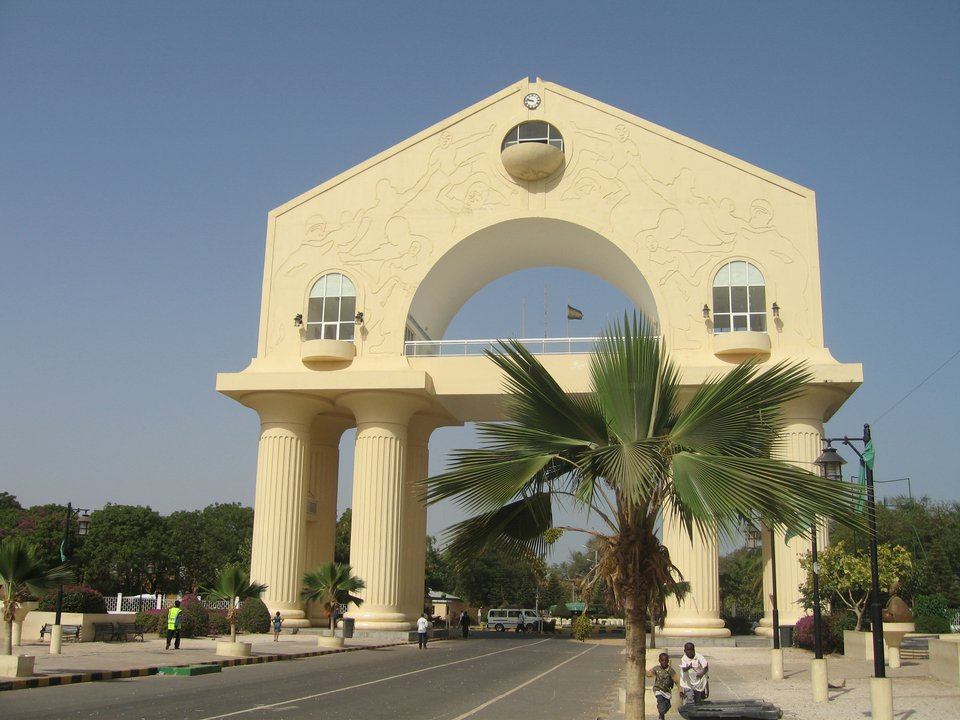 Гамбия